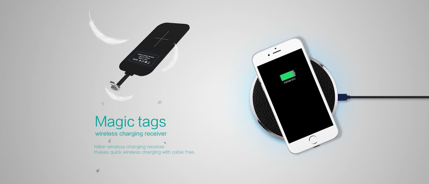 Nillkin Magic Tags Wireless Charging Receiver