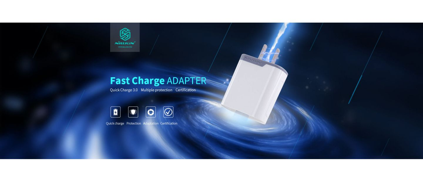 Nillkin Fast Charge Quick Charge 3.0 Adapter