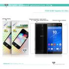 Nillkin Bright Diamond Protective Film for Sony Xperia C5 Ultra/E5553/E5506/Xperia T4 Ultra (6.0inch)