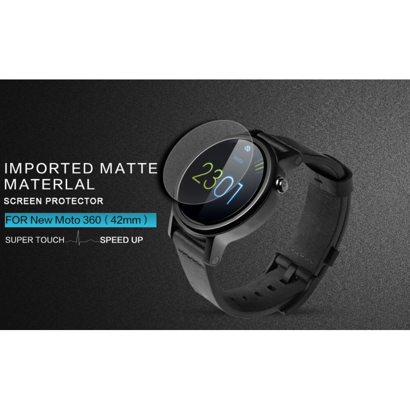 Nillkin Matte Scratch-resistant Protective Film for Smartwatch Motorola Moto 360 42mm order from official NILLKIN store