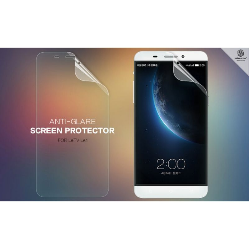 Nillkin Matte Scratch-resistant Protective Film for LeTV Le1 (Letv le one / X600 / Le 1) order from official NILLKIN store