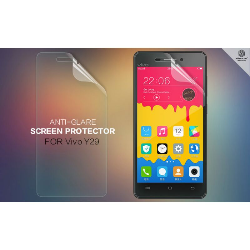 Nillkin Matte Scratch-resistant Protective Film for BBK Vivo Y29 order from official NILLKIN store