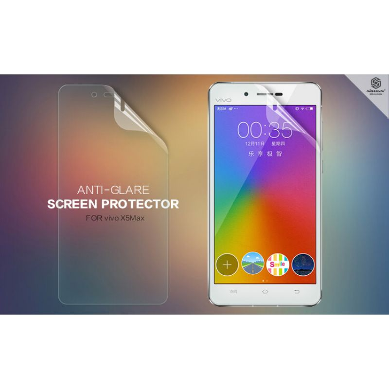 Nillkin Matte Scratch-resistant Protective Film for BBK Vivo X5 Max order from official NILLKIN store
