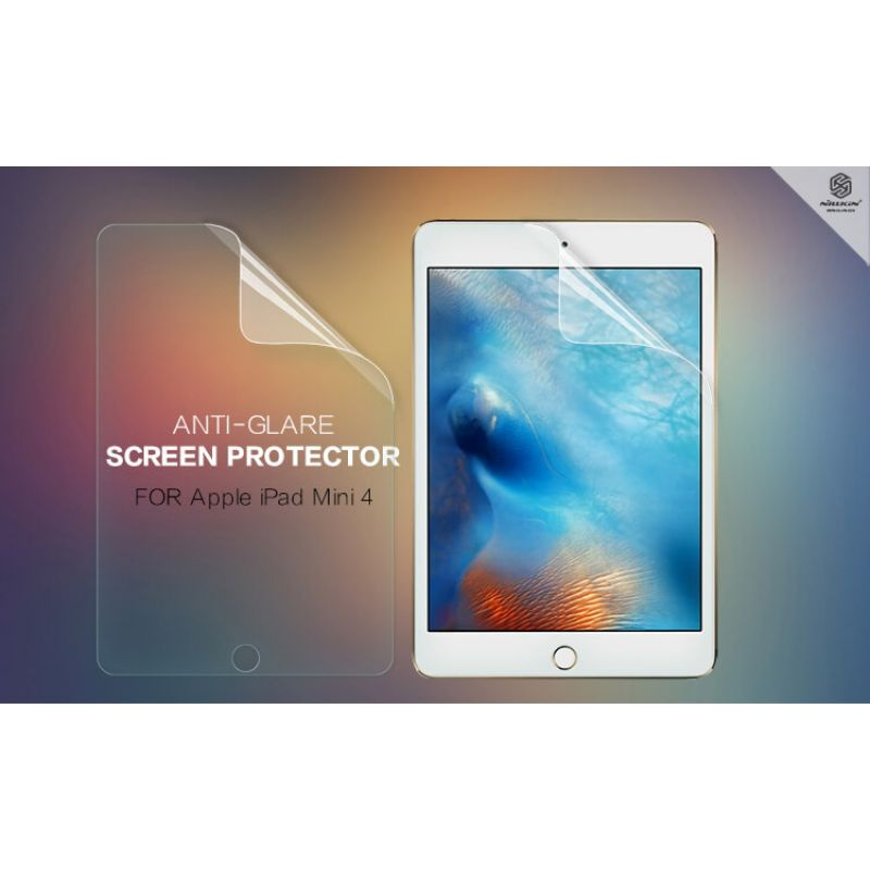 Nillkin Matte Scratch-resistant Protective Film for Apple iPad Mini 4 order from official NILLKIN store