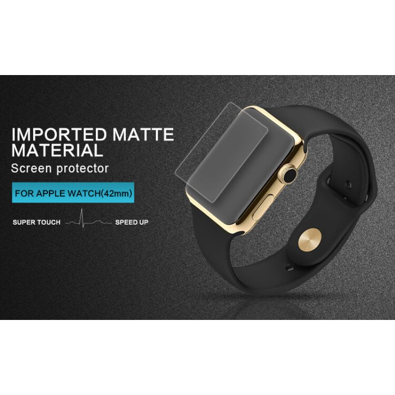 Nillkin Matte Scratch-resistant Protective Film for Apple Watch 42mm order from official NILLKIN store