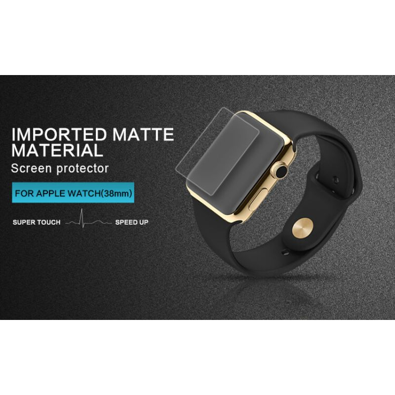 Nillkin Matte Scratch-resistant Protective Film for Apple Watch 38mm order from official NILLKIN store