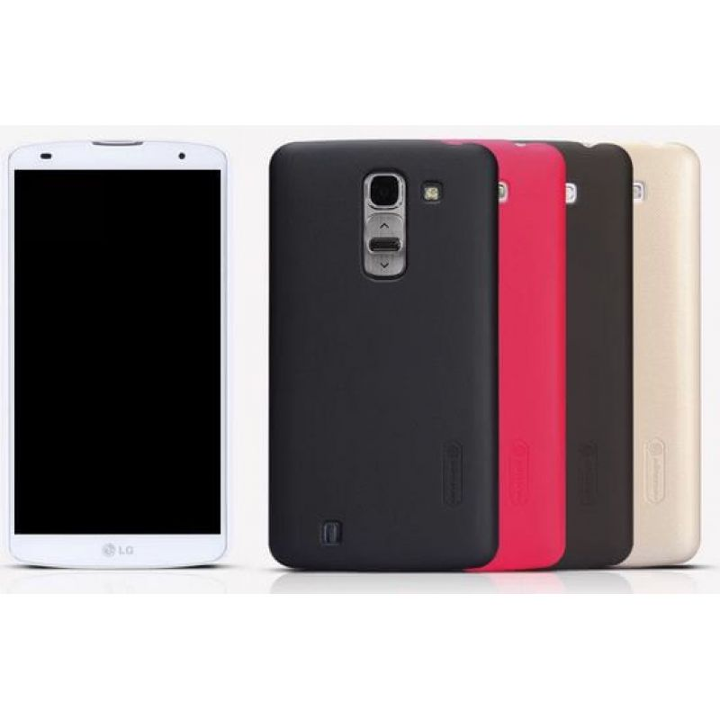 Nillkin Super Frosted Shield Matte cover case for LG G Pro 2 + free screen protector order from official NILLKIN store