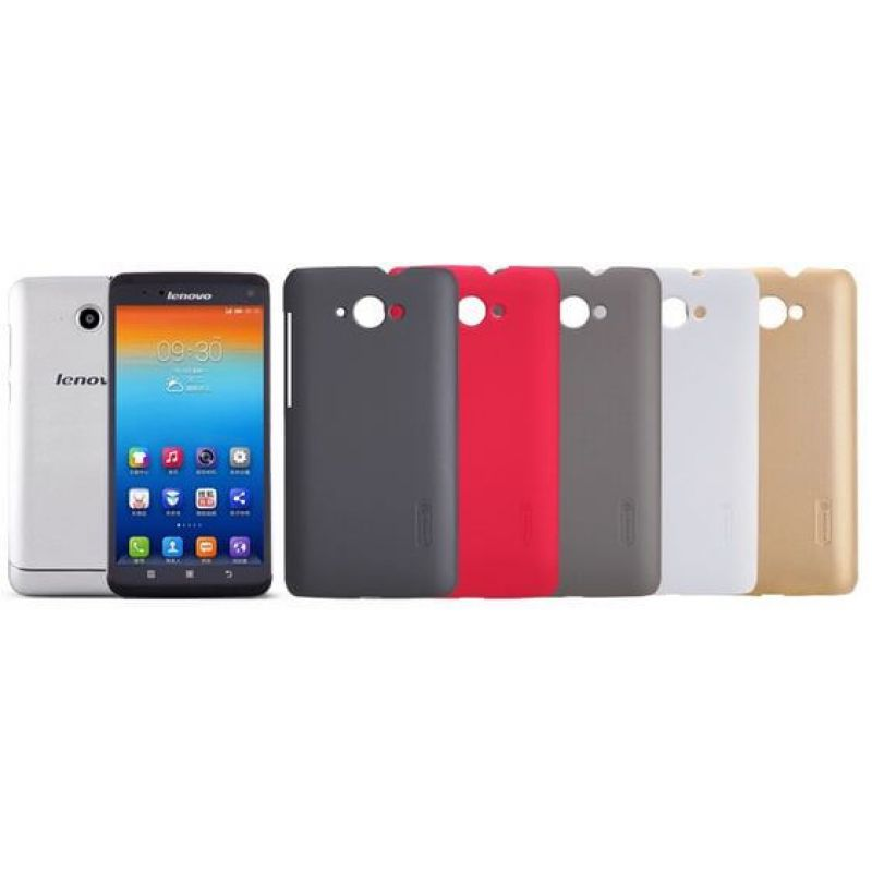 Nillkin Super Frosted Shield Matte cover case for Lenovo S930 + free screen protector order from official NILLKIN store