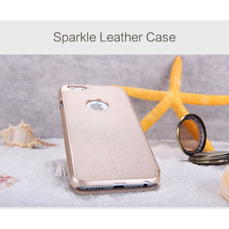 Nillkin Sparkle Series New Leather case for Apple iPhone 6 / 6S official NILLKIN store