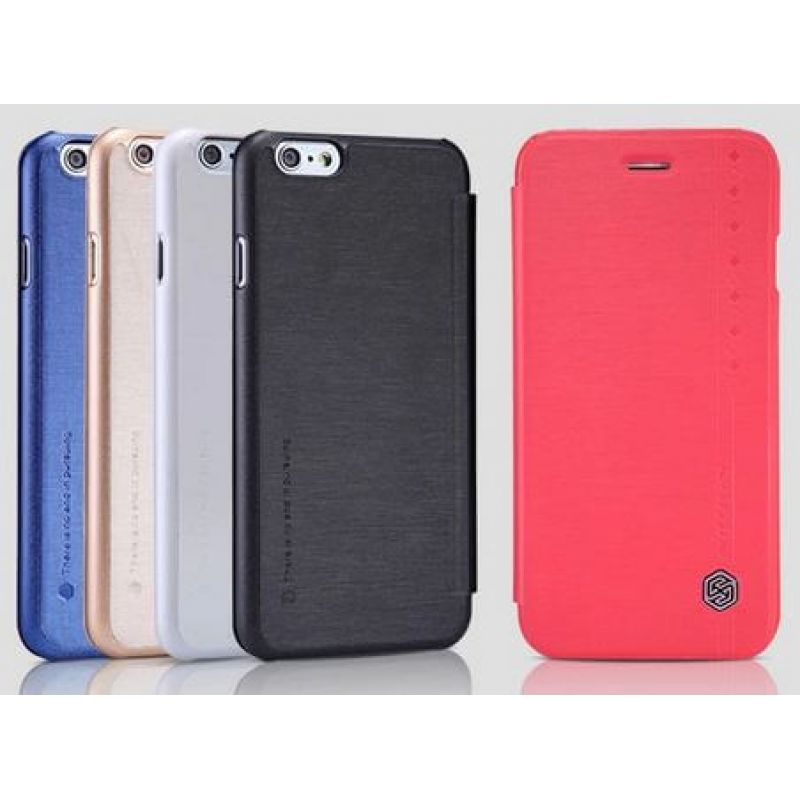 Nillkin Rain Series PU Leather Stand Flip Cover case for Apple iPhone 6 / 6S order from official NILLKIN store