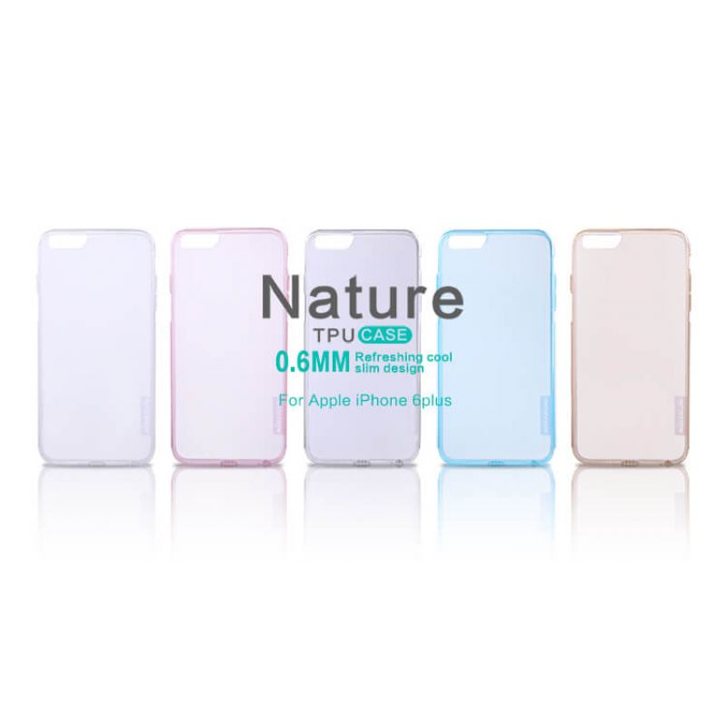 Nillkin Nature Series TPU case for Apple iPhone 6 Plus / 6S Plus order from official NILLKIN store