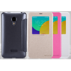 Nillkin Sparkle Series New Leather case for Meizu MX4 order from official NILLKIN store