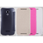 Nillkin Sparkle Series New Leather case for Motorola Moto G2 order from official NILLKIN store