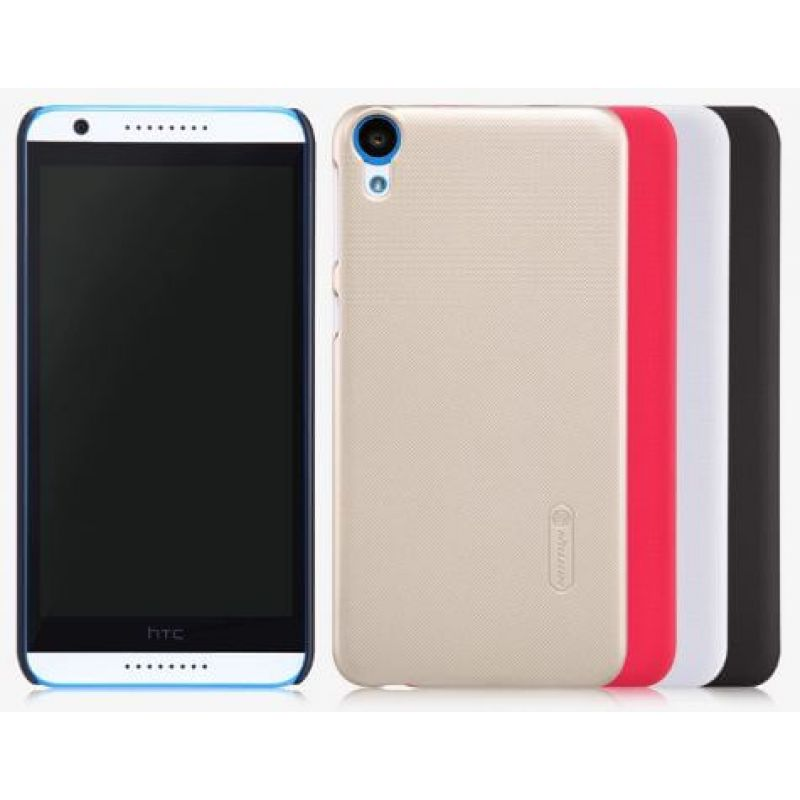 Nillkin Super Frosted Shield Matte cover case for HTC Desire 820 (D820 820Q A50) + free screen protector order from official NILLKIN store
