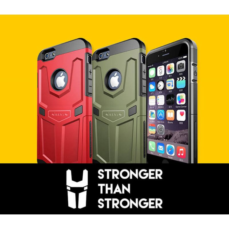 Nillkin Defender Series Armor-border bumper case for Apple iPhone 6 / 6S order from official NILLKIN store