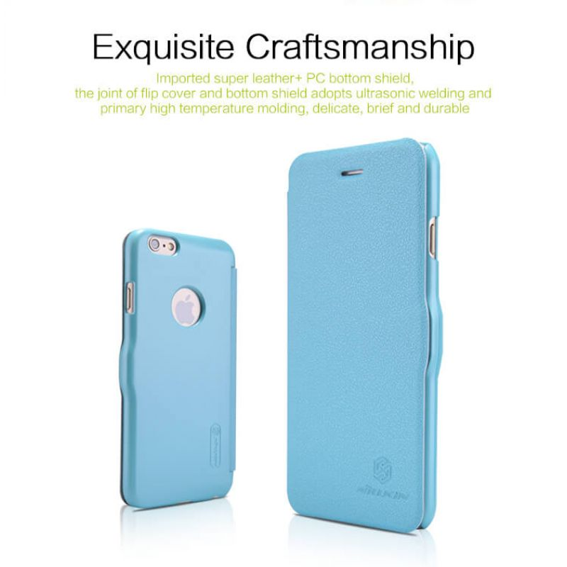 Nillkin Fresh Series Leather case for Apple iPhone 6 / 6S official NILLKIN store