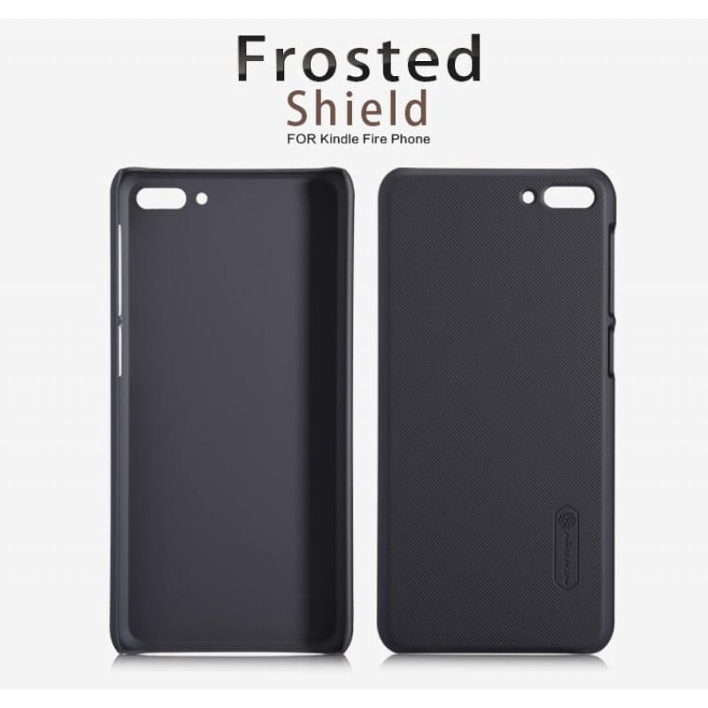 Nillkin Super Frosted Shield Matte cover case for Amazon Fire Phone + free screen protector order from official NILLKIN store