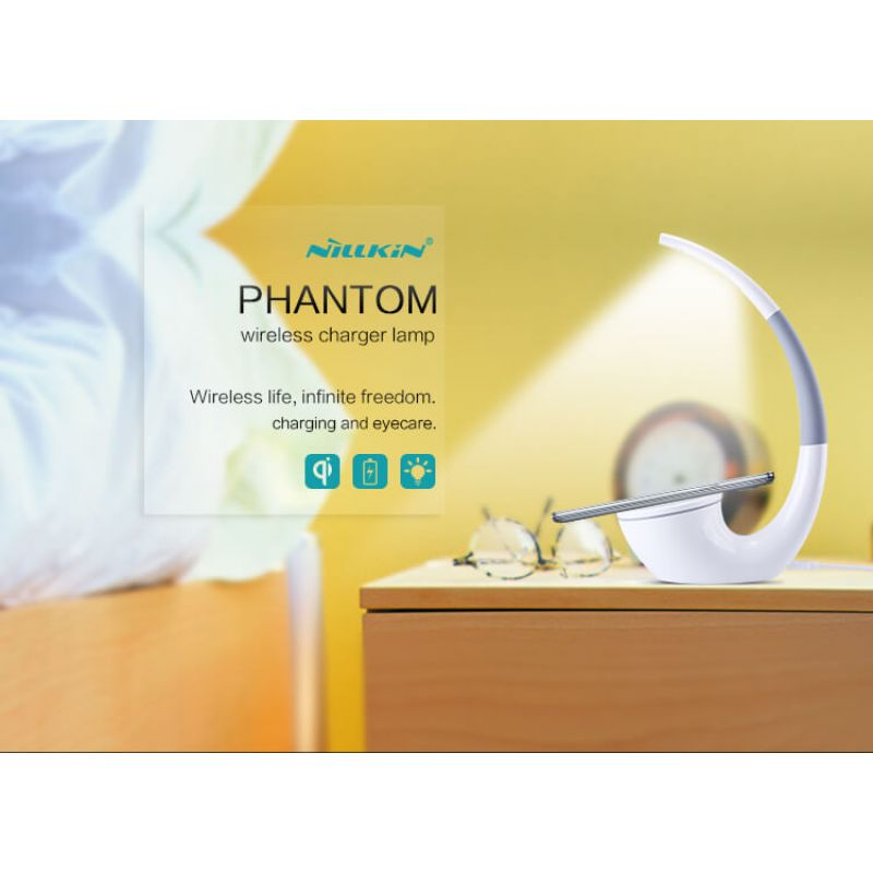 Wireless charger - NILLKIN Phantom lamp order from official NILLKIN store