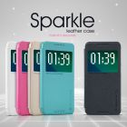 Nillkin Sparkle Series New Leather case for HTC Desire 626 (D626) order from official NILLKIN store