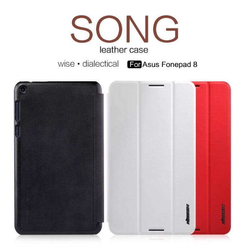 Nillkin SONG series case for Asus Fonepad 8 (FE380CG) order from official NILLKIN store
