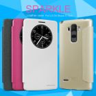 Nillkin Sparkle Series New Leather case for LG G4 Stylus (G Stylo LS770) order from official NILLKIN store