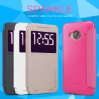 Nillkin Sparkle Series New Leather case for HTC One ME (M9ew M9e) order from official NILLKIN store