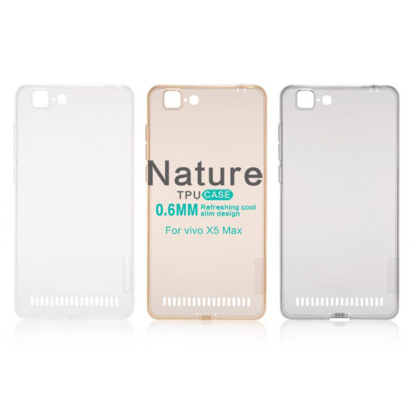 Nillkin Nature Series TPU case for BBK Vivo X5 Max order from official NILLKIN store