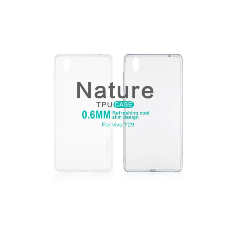 Nillkin Nature Series TPU case for BBK Vivo Y29 order from official NILLKIN store