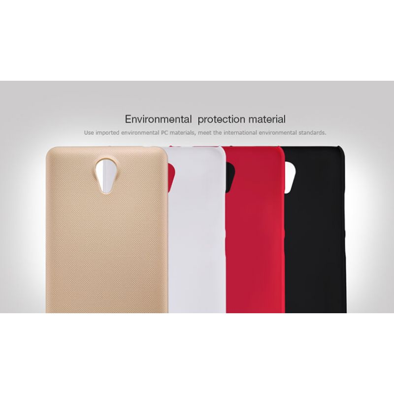 Nillkin Super Frosted Shield Matte cover case for Xiaomi Hongmi Redmi Note 2 (Note2 MIUI 6) + free screen protector order from official NILLKIN store