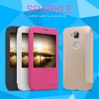 Nillkin Sparkle Series New Leather case for Huawei G8 / G7 Plus (G7+) order from official NILLKIN store