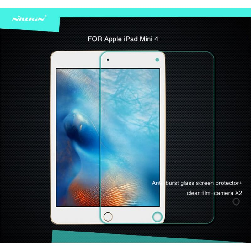 Nillkin Amazing H+ tempered glass screen protector for Apple iPad Mini 4 order from official NILLKIN store