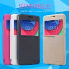 Nillkin Sparkle Series New Leather case for Lenovo Vibe P1 order from official NILLKIN store