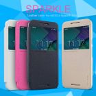 Nillkin Sparkle Series New Leather case for Motorola Moto X Style (Moto X Pure Edition XT1570 Moto X+2)