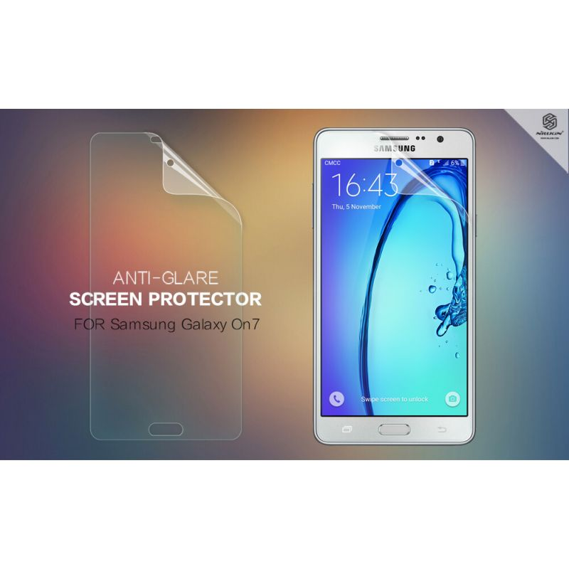 Nillkin Matte Scratch-resistant Protective Film for Samsung Galaxy On7 (G6000 G600 O7) order from official NILLKIN store