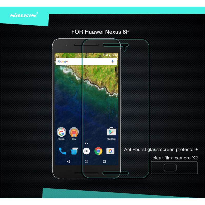 Nillkin Amazing H tempered glass screen protector for Huawei Nexus 6P order from official NILLKIN store