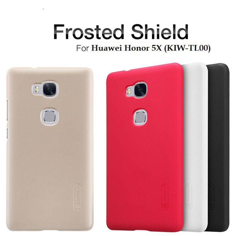 huawei 5x. nillkin super frosted shield matte cover case for huawei honor 5x (kiw-tl00) 5x 5