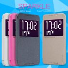Nillkin Sparkle Series New Leather case for HTC One X9 order from official NILLKIN store