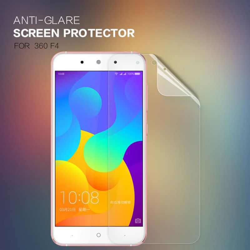 Nillkin Matte Scratch-resistant Protective Film for QiKU 360 F4 order from official NILLKIN store