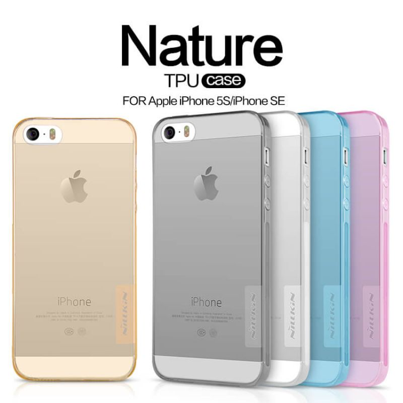Nillkin Nature Series TPU Case For Apple IPhone 5 5S 5SE SE Order
