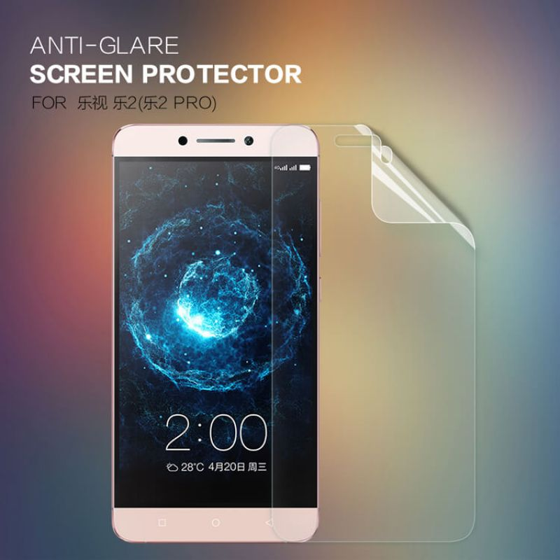Nillkin Matte Scratch-resistant Protective Film for LeTV Le 2 (Le 2 Pro) order from official NILLKIN store
