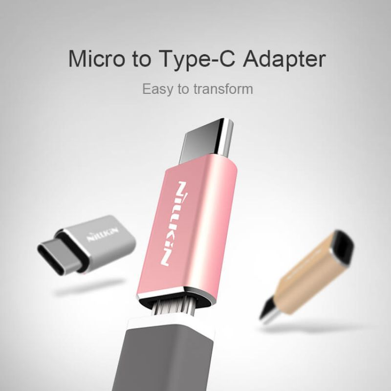 Nillkin Micro to Type-C Adapter order from official NILLKIN store