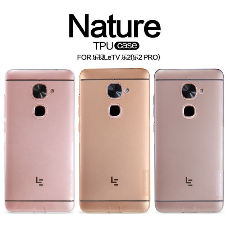 Nillkin Nature Series TPU case for LeTV Le 2 (Le 2 Pro) order from official NILLKIN store