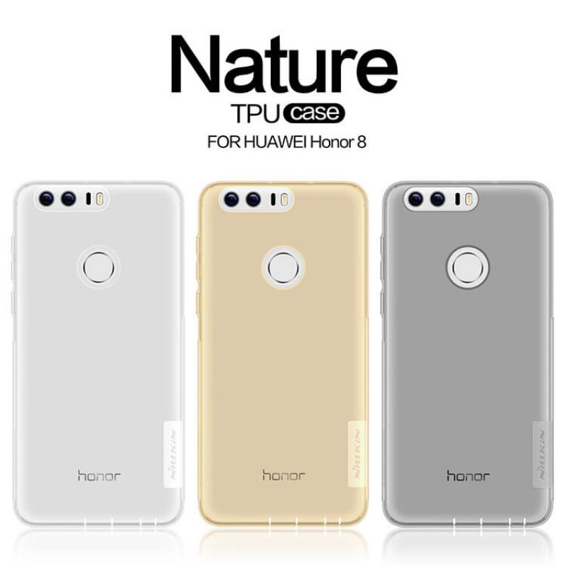 Nillkin Nature Series TPU case for Huawei Honor 8 FRD-L09 FRD-L19 FRD-L04 FRD-DL00 FRD-AL10 FRD-AL00 order from official NILLKIN store