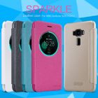 Nillkin Sparkle Series New Leather case for Asus Zenfone 3 ZF3 (ZE552KL) order from official NILLKIN store