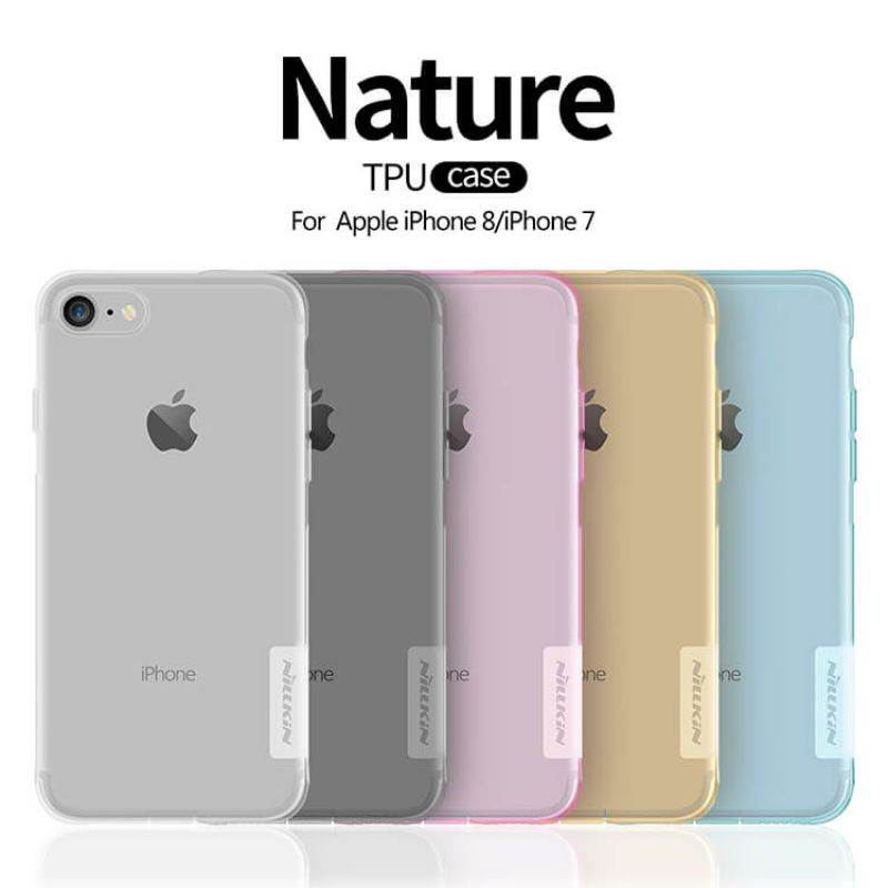 Nillkin Nature Series TPU case for Apple iPhone 8 / iPhone 7 order from official NILLKIN store