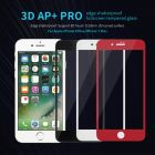 Nillkin 3D AP+ Pro edge shatterproof fullscreen tempered glass screen protector for Apple iPhone 8 Plus / iPhone 7 Plus