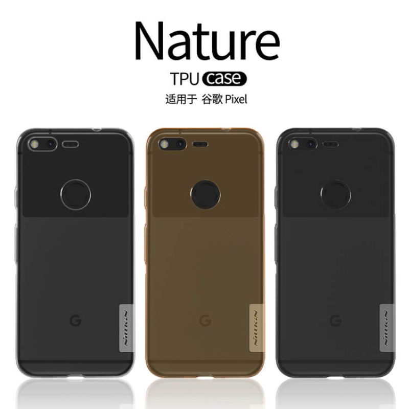 Nillkin Nature Series TPU case for Google Pixel order from official NILLKIN store