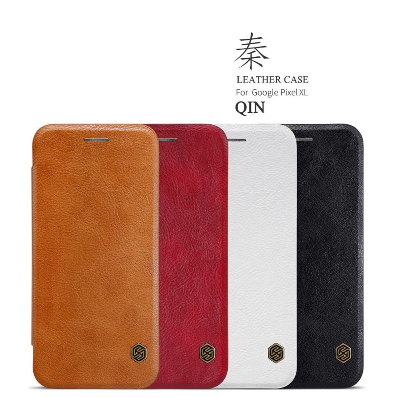 Nillkin Qin Series Leather case for Google Pixel XL order from official NILLKIN store