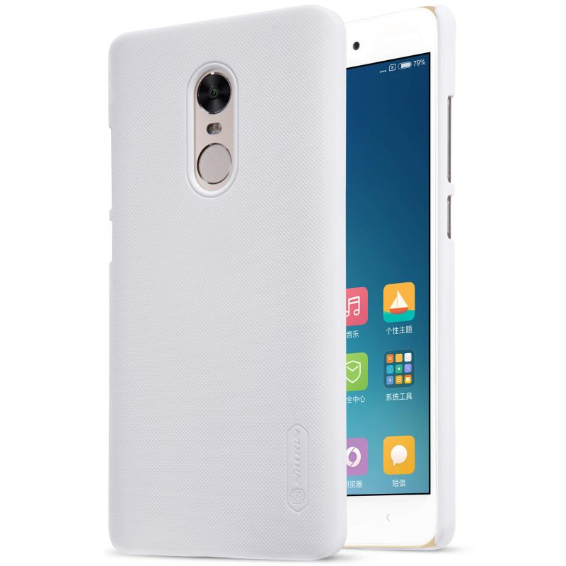 Nillkin super frosted shield matte cover case for xiaomi redmi nillkin super frosted shield matte cover case for xiaomi redmi note 4x free screen protector stopboris Images