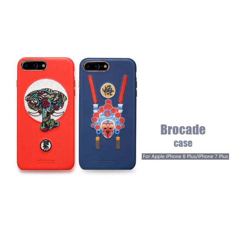 Nillkin Brocade style Cover case for Apple iPhone 8 Plus / iPhone 7 Plus order from official NILLKIN store